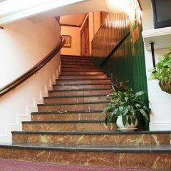 Отель Vista Alegre Hostal Кастро-Урдиалес интерьер отеля фото 2