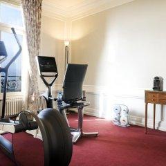 Hotel Bellevue Palace Bern 5* Стандартный номер с различными типами кроватей фото 4