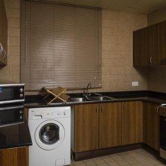 Arabian Dreams Deluxe Hotel Apartments 4* Студия Делюкс с различными типами кроватей фото 7