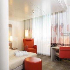 Отель Novotel Muenchen Messe комната для гостей фото 5