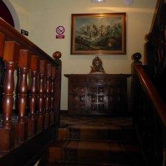 Отель Hosteria Picos De Europa развлечения