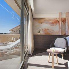 Pure Salt Port Adriano Hotel & SPA - Adults Only 5* Люкс с различными типами кроватей фото 4