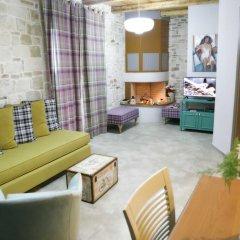 Отель Asion Lithos Улучшенные апартаменты с различными типами кроватей фото 10