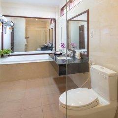 Отель Sunny Beach Resort and Spa 4* Бунгало с различными типами кроватей фото 4