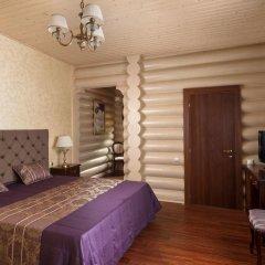 Отель Маяковский Лесной комната для гостей фото 3