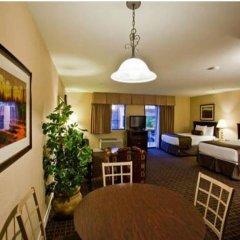 Отель Tuscany Suites & Casino 3* Люкс с различными типами кроватей фото 11
