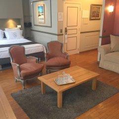 Hotel le Dixseptieme 4* Стандартный номер с различными типами кроватей фото 7