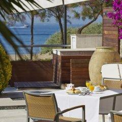 Отель & Spa Terraza Испания, Курорт Росес - 1 отзыв об отеле, цены и фото номеров - забронировать отель & Spa Terraza онлайн питание фото 2