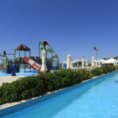 Отель Aqua Sol Water Park Resort бассейн фото 3