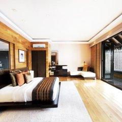Отель Adaaran Prestige Vadoo 5* Вилла с различными типами кроватей фото 23
