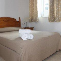 Отель Hostal El Arco Стандартный номер с двуспальной кроватью фото 10