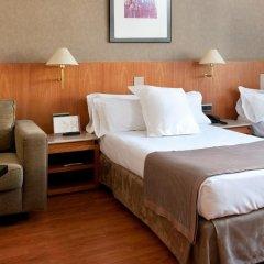 Отель Catalonia Gran Via 4* Стандартный номер с двуспальной кроватью фото 2