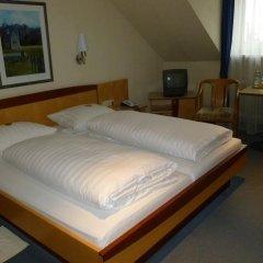 Отель Hauser An Der Universitaet Мюнхен комната для гостей фото 5