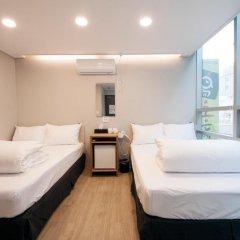 K-grand Hostel Myeongdong Стандартный семейный номер фото 15