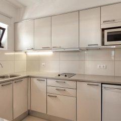 Отель 3HB Golden Beach Улучшенные апартаменты с различными типами кроватей фото 5