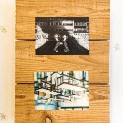 Хостел и Кемпинг Downtown Forest Стандартный номер с различными типами кроватей (общая ванная комната) фото 10