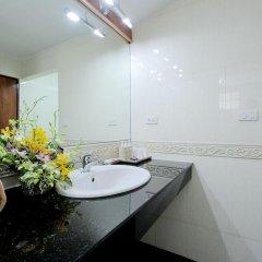 Отель Tropica Bungalow Resort 3* Улучшенное бунгало с различными типами кроватей фото 28
