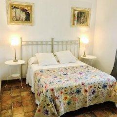 Отель 5 Soles Hostal Rural Gastronomico Стандартный номер с различными типами кроватей фото 10