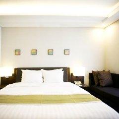Best Western Premier Seoul Garden Hotel 4* Номер Делюкс с различными типами кроватей