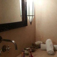 Отель Riad Azza Марокко, Марракеш - отзывы, цены и фото номеров - забронировать отель Riad Azza онлайн ванная
