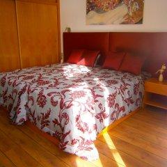 Отель Apartamentos sobre o Douro Стандартный номер двуспальная кровать фото 2