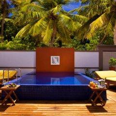 Отель Angsana Velavaru 5* Вилла с различными типами кроватей фото 5