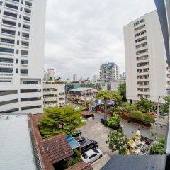 Отель Oakwood Residence Sukhumvit Thonglor Бангкок балкон