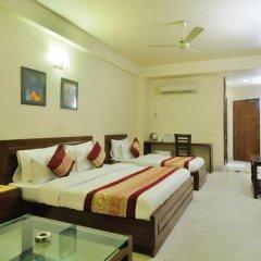 Отель Shanti Villa 3* Стандартный номер с различными типами кроватей фото 4