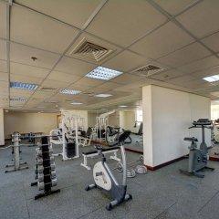 Al Manar Grand Hotel Apartments фитнесс-зал фото 3