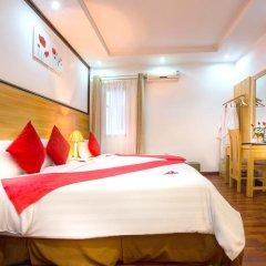 Hanoi Amanda Hotel 3* Стандартный семейный номер с двуспальной кроватью фото 5