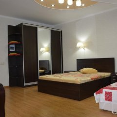 Гостевой Дом Эдельвейс комната для гостей фото 6