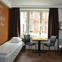 Отель Bergen Budget Hostel Норвегия, Берген - отзывы, цены и фото номеров - забронировать отель Bergen Budget Hostel онлайн комната для гостей фото 2