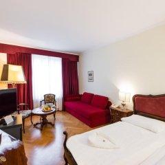 Hotel Royal 4* Номер Делюкс с разными типами кроватей фото 2