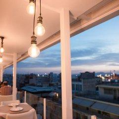 Отель Piraeus Dream балкон