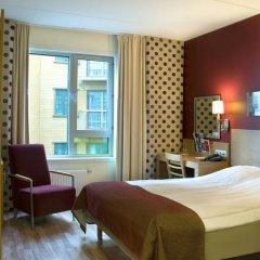 Отель Scandic Solsiden 3* Стандартный номер с различными типами кроватей фото 4