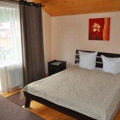 Гостиница Zoriana Номер Делюкс с двуспальной кроватью фото 6