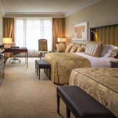 Breidenbacher Hof, a Capella Hotel 5* Номер Делюкс с разными типами кроватей фото 2