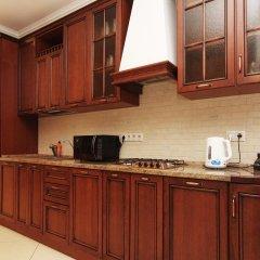 Гостиница Apartlux Leningradskaya Suite Апартаменты с различными типами кроватей фото 6