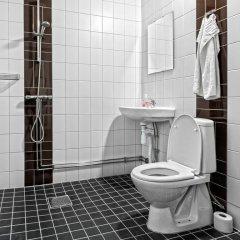 Mosebacke Hostel Стокгольм ванная