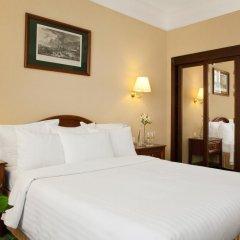 Гостиница Марриотт Москва Тверская 4* Улучшенный люкс разные типы кроватей