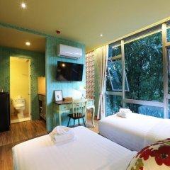 Tints of Blue Hotel 3* Студия с различными типами кроватей фото 8