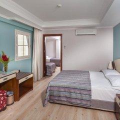 Belek Beach Resort Hotel 5* Стандартный номер с различными типами кроватей фото 17