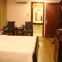 Sophia Hotel 3* Семейный номер Делюкс с двуспальной кроватью