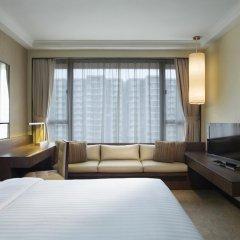 City Garden Hotel 4* Номер Делюкс с двуспальной кроватью фото 6