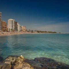 Отель Estudios RH Vinaros пляж фото 2