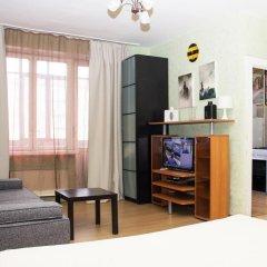 Гостиница ApartLux Профсоюзная Апартаменты с разными типами кроватей фото 10