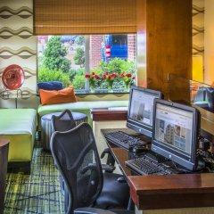 Отель Fairfield Inn by Marriott Washington D.C. США, Вашингтон - отзывы, цены и фото номеров - забронировать отель Fairfield Inn by Marriott Washington D.C. онлайн интерьер отеля