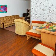 Апартаменты Petal Lotus Apartments on Tsiolkovskogo Апартаменты с разными типами кроватей фото 19