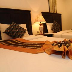 Отель N.T. Lanta Resort 3* Номер Делюкс фото 2