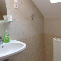 Отель Attila Apartmanhaz ванная фото 2